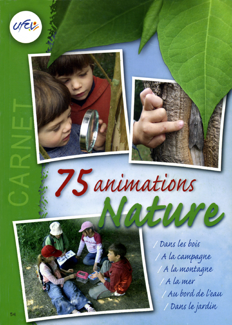Carnet animation nature Ufcv